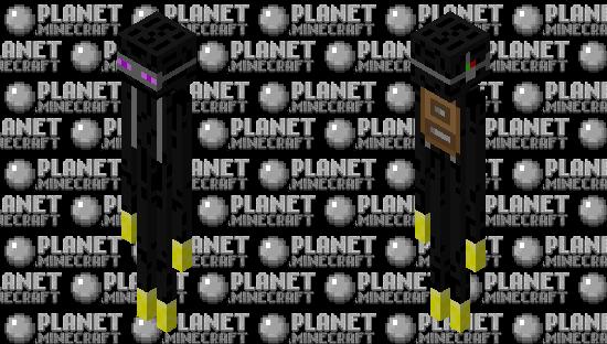 Enderman-Lengend of thieves Minecraft Skin