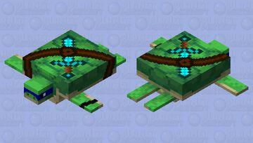 ninja turtle Minecraft Mob Skin