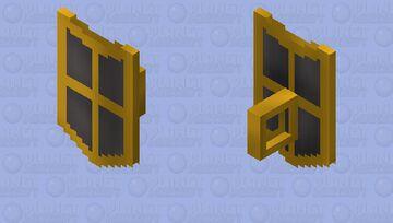 Iron Kiteshield (g) | OSRS Minecraft Mob Skin