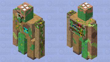 NAPTH Robot Minecraft Mob Skin