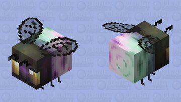 Glow beetle Minecraft Mob Skin