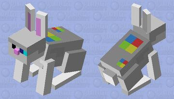 windows internet protecter Minecraft Mob Skin