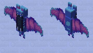 golbat (contest) Minecraft Mob Skin