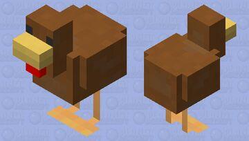 Alternate chicken Minecraft Mob Skin