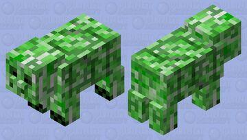 Creeper pig Minecraft Mob Skin