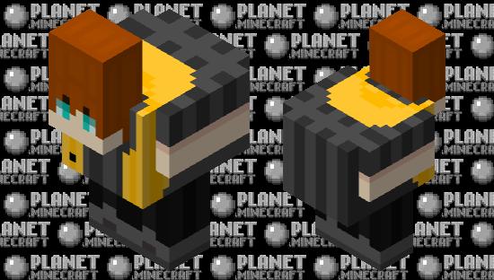 Granola, but he's a chicken Minecraft Skin