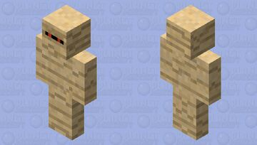 Pixel gun 3d Mumie Minecraft Mob Skin