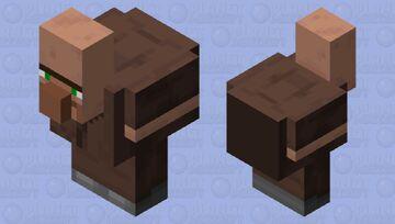 Villager Chicken Minecraft Mob Skin