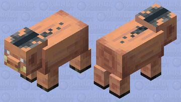 Pig Hog Minecraft Mob Skin