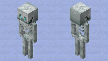 The Stray Minecraft Mob Skin