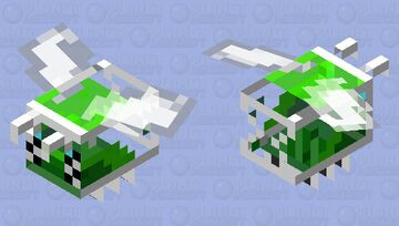 Potion Bee Minecraft Mob Skin