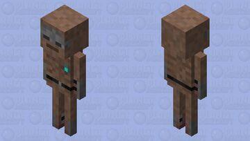 Half Life 2 Stalker Minecraft Mob Skin