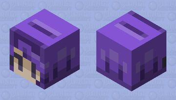 fusion // 𝓵𝓲𝓵𝔂 𝓫 Minecraft Mob Skin