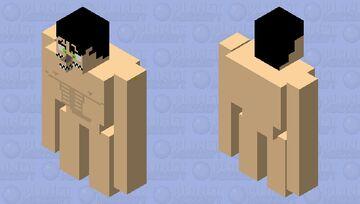 EREN Minecraft Mob Skin