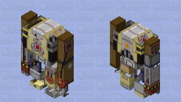 D.O.G. ~ Half-Life 2 & HL: Alyx Minecraft Mob Skin