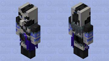 Barbarian Minecraft Mob Skin