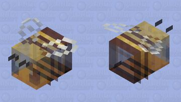 Bee of Death Minecraft Mob Skin