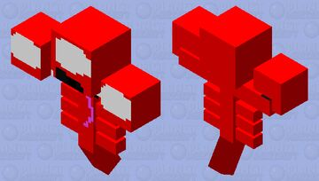 Impostor Minecraft Mob Skin