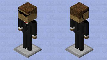 Bodyguard Armor Stand Minecraft Mob Skin