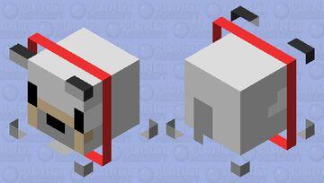 Puppy Dog Minecraft Mob Skin