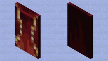 Cool boi cape Minecraft Mob Skin