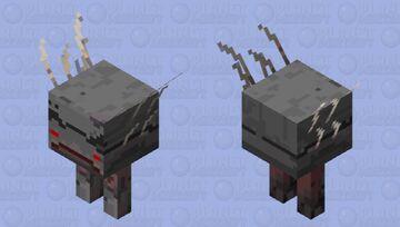 Robot Strider Minecraft Mob Skin