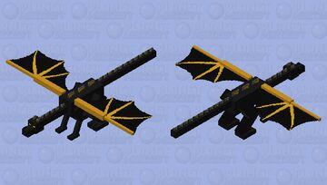 End redezign (ender dragon) Minecraft Mob Skin