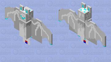 cybat Minecraft Mob Skin