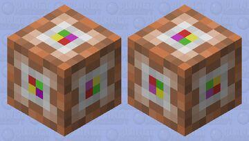 Command Block Elemental Minecraft Mob Skin