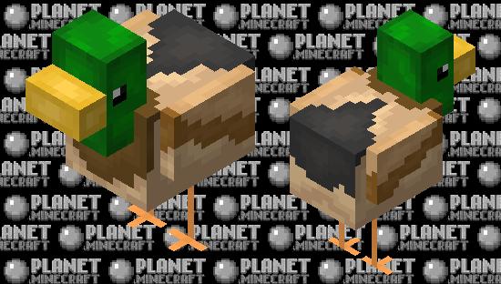 Mallard Duck (Mob Skin) Minecraft Skin