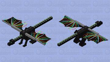 2020 Ender Dragon! Minecraft Mob Skin