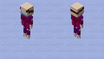 Fredrick Minecraft Mob Skin