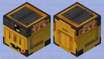 WALL-E (Box) Minecraft Mob Skin