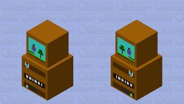 games Minecraft Mob Skin