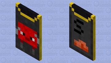 Another Version of Strider Cape Minecraft Mob Skin