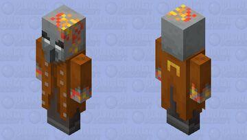 Solar Illusioner Minecraft Mob Skin