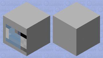 microwave magma Minecraft Mob Skin