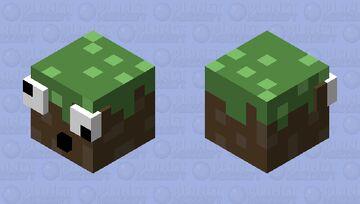 Grasslime Minecraft Mob Skin
