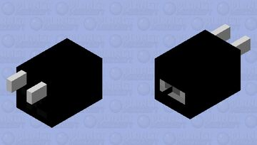 Bee Charger Minecraft Mob Skin