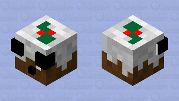 Slime Pudding Minecraft Mob Skin