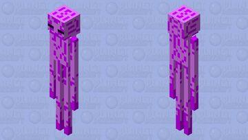 uɐɯɹǝpuƎ Minecraft Mob Skin