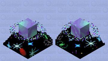 Saturn  (contest El Luna De Seus) Minecraft Mob Skin