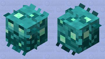 Deep Ocean Pufferfish (All Sizes) Minecraft Mob Skin