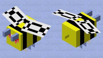 BEEdrill Minecraft Mob Skin