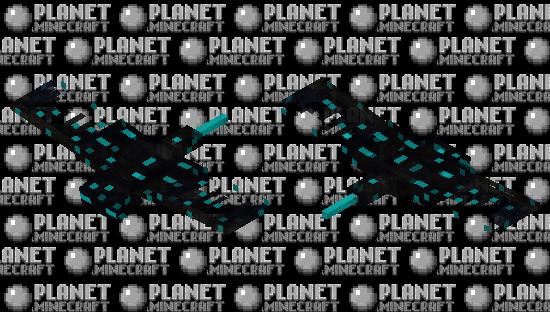 Luminescent Phantom Minecraft Skin