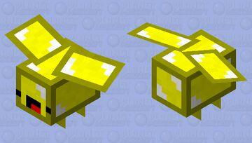 Skepbee Minecraft Mob Skin