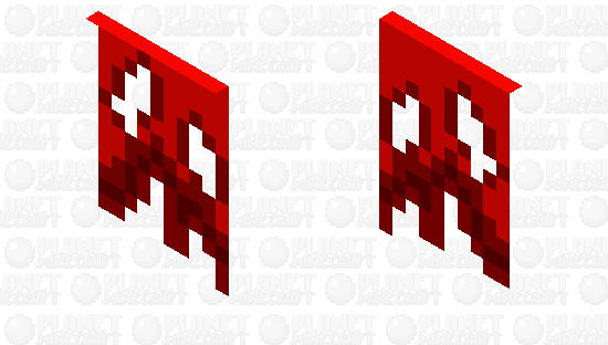 Torn scarf Minecraft Skin