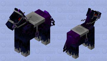 Nightmare Steed Minecraft Mob Skin