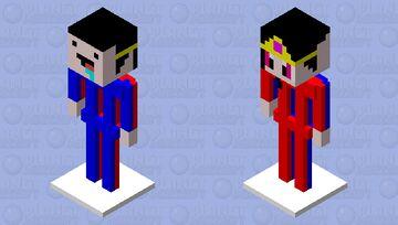 OH YAAAAAAAAAAAAAAAAAAAAAAAAAAAAAAAAAAA Minecraft Mob Skin