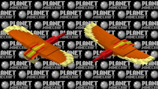 Pidgeot Minecraft Skin